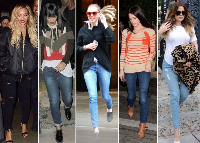 celebrities favorite jeans Frame denim
