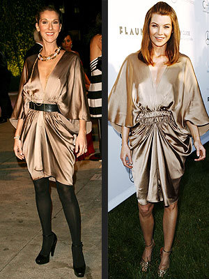 Celebrities Short on Party Dresses Part 3