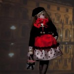 Chacok Mademoiselle Lili doll for Unicef