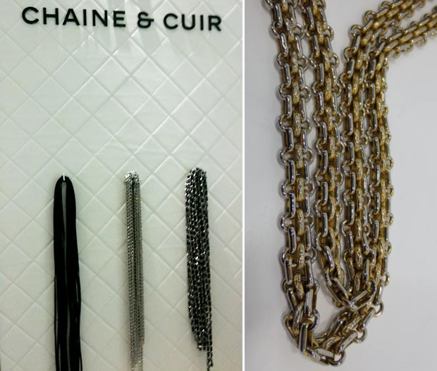 chain straps of the 2 55 Chanel bag