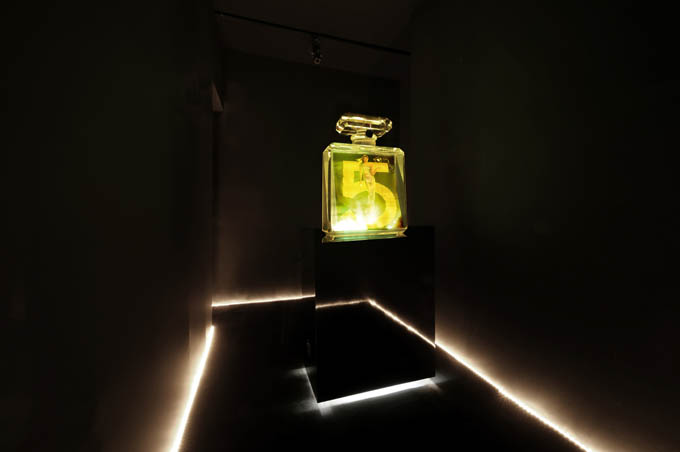 Chanel Apartment by Jean Marc Gady Chanel bottle