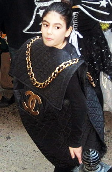 Chanel Bag Costume