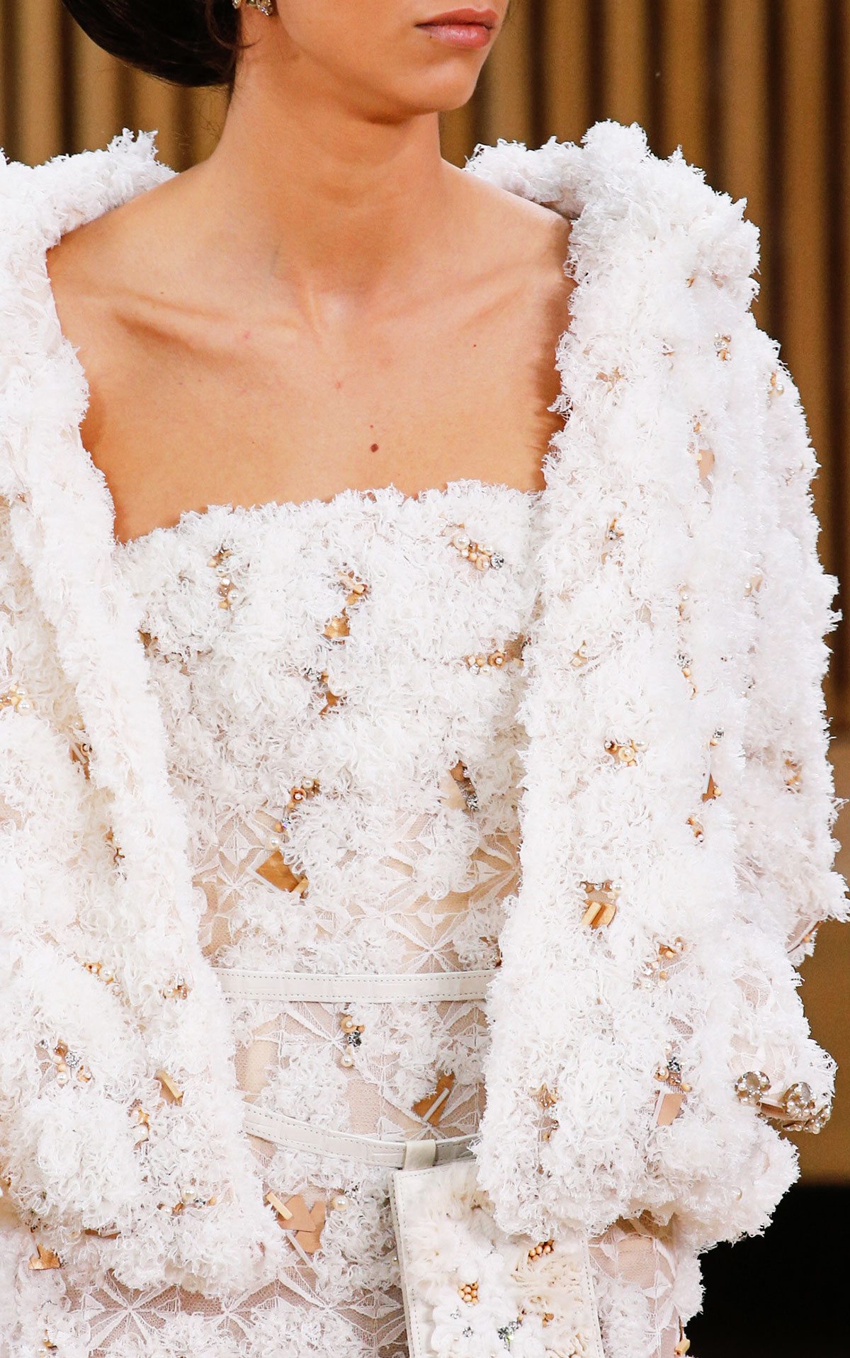 Chanel bride Summer 2016 Couture