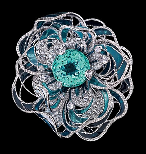 Chanel brooch