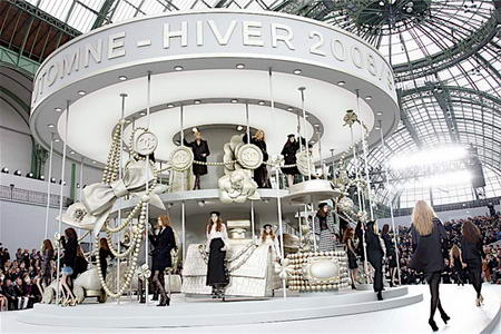 Chanel Carousel Fall-Winter 2008-2009 Collection