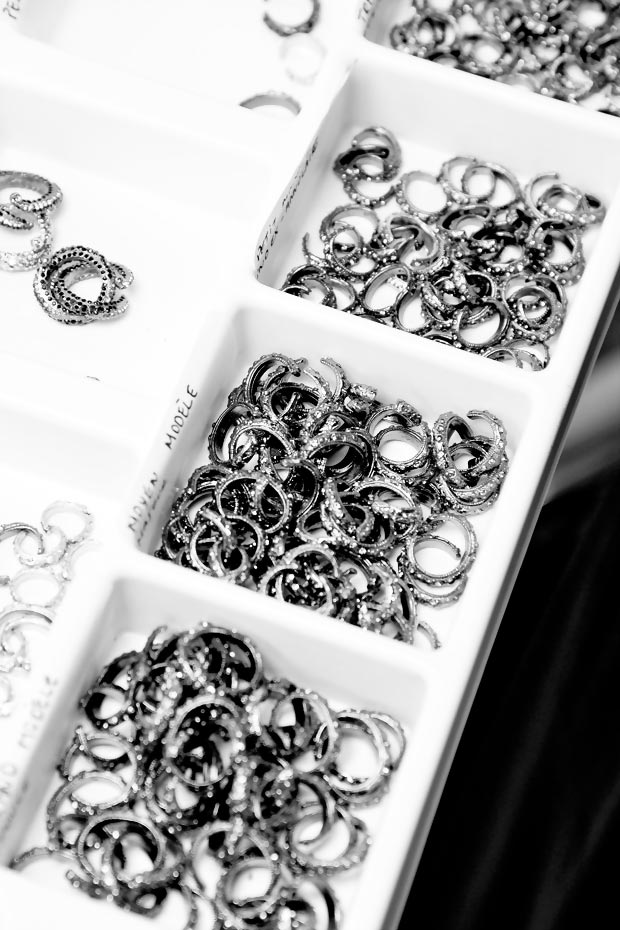Chanel Couture rings
