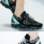 Chanel Couture sneakers sequins