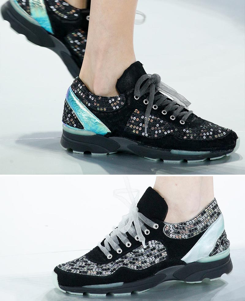 Must Have Haute Couture Sneakers From Chanel And Dior ...