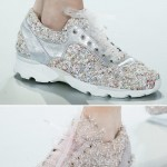Chanel Couture Spring 2014 sneakers collection