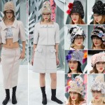Chanel Couture Spring 2015 beanies knit cap