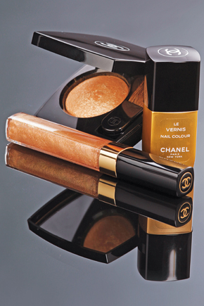Chanel Makeup Fall 2008 Collection