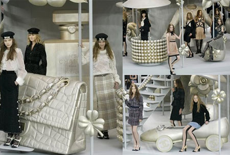 Chanel Fall-Winter 2008/9 Carousel