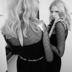 Chanel Fiting Room Follies Lara Stone
