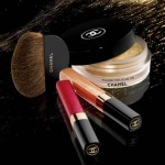 Chanel Holidays Makeup Collection Natalia Vodianova
