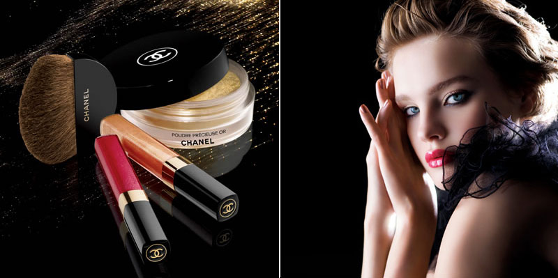 Chanel Presents The Holidays Makeup Collection