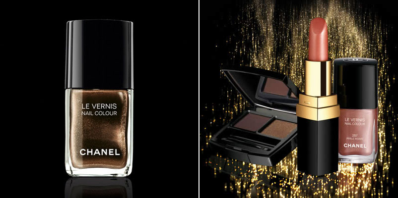 Chanel Holidays Makeup Collection Le Vernis Haute Chocolat
