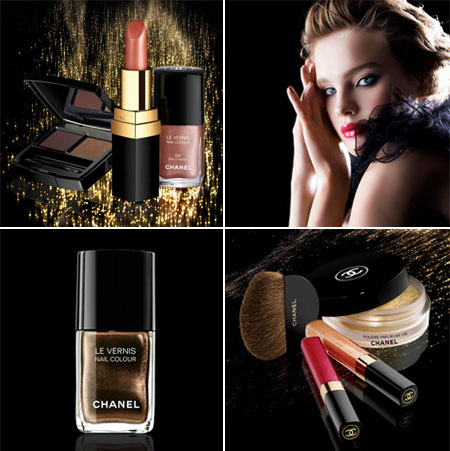 Chanel Holidays Makeup Collection