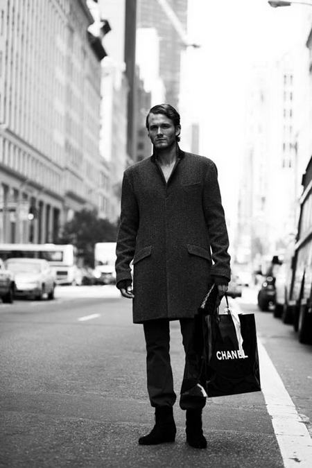 Chanel Homme Fantastic Man pictures by The Sartorialist