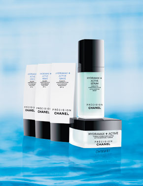 Chanel Hydramax and Active Collection