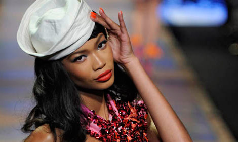 Chanel Iman And The Power Of Positive Thinking