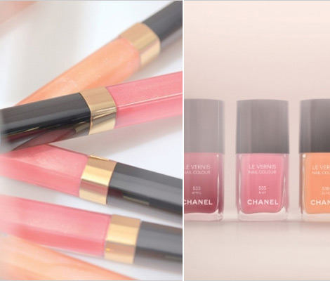 Chanel Spring 2012 Harmonies Beauty Collection