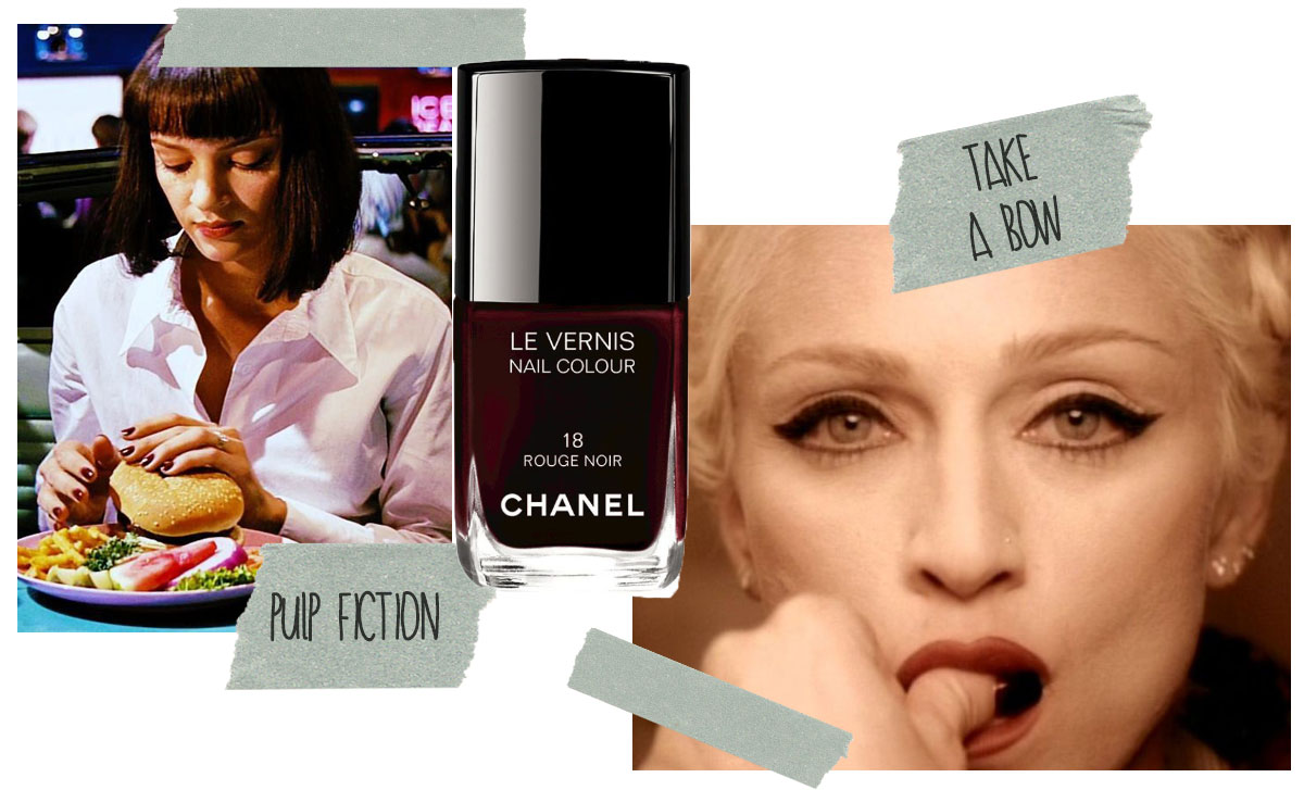 The Hottest Nail Polish: Chanel Vamp/Rouge Noir Lacquer & Affordable Alternatives!