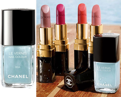 Chanel Riva Nail Polish, Summer 2011 Nails It