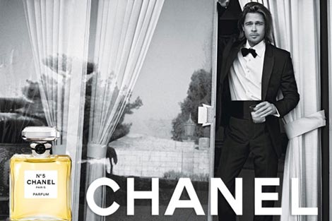Chanel No 5 Is The &#8216;Brad Perfume&#8217;. Exceeding Sales Expectations!