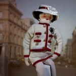 Chanel par Karl Lagerfeld Petite Coco doll for Unicef