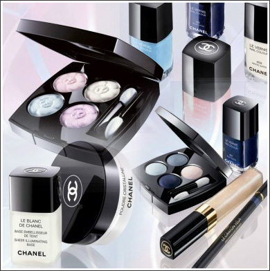Chanel Spring 2008 Makeup Collection