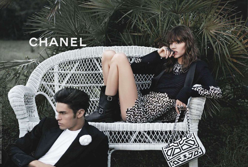 Chanel Spring Summer 2011 ad campaign 1