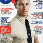 Channing Tatum GQ August 2009 cover