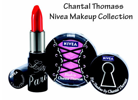 Chantal Thomass Nivea makeup collection