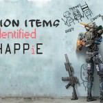Chappie movie fashion items identified