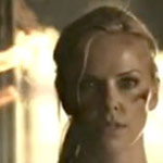 Charlize Theron's Latest Video Crossfire Brandon Flowers