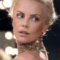 Charlize Theron's J'Adore Dior Ad Campaign. Must See!