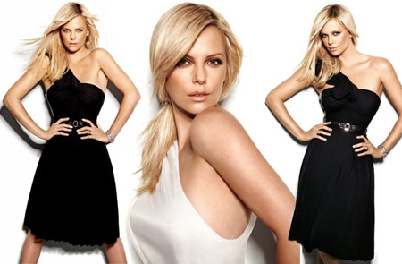 Charlize Theron Elle Uk August 2008 Pictures