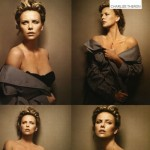 Charlize Theron For GQ Magazine July 2008 Issue