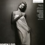 Charlize Theron GQ Magazine July 08 Issue
