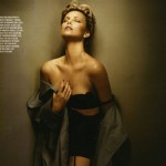 Charlize Theron GQ Magazine July 2008 Issue