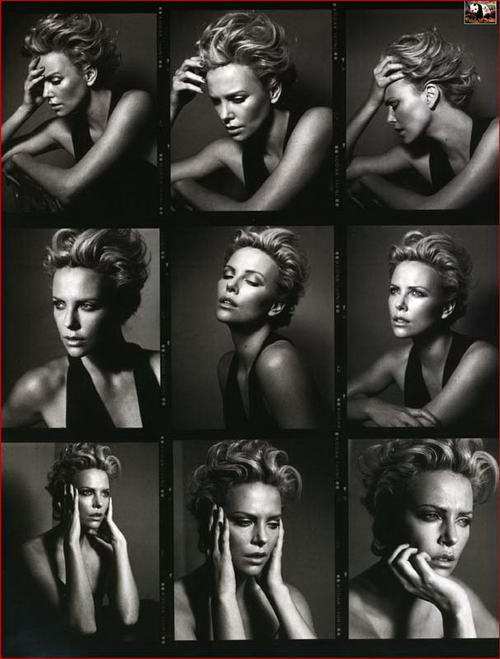 Charlize Theron GQ