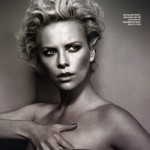 Charlize Theron In GQ Magazine July 2008