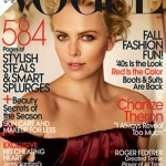 Charlize Theron Vogue US September 2009 cover