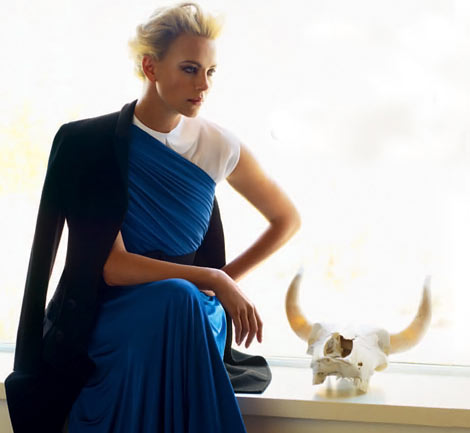 Charlize Theron Vogue US September 2009