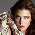 Charlotte Casiraghi Gucci Glora Forever Now ad campaign