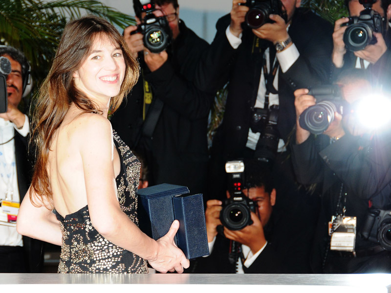 Charlotte Gainsbourg Palme d or Cannes 2009 1