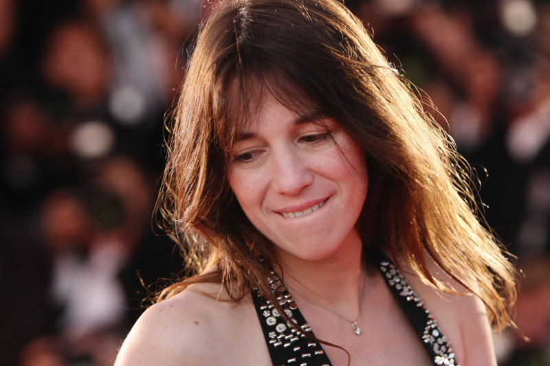 Charlotte Gainsbourg Palme d or Cannes 2009 3