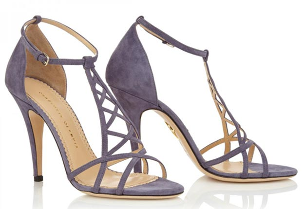 Charlotte Olympia Sandals Spring 2013