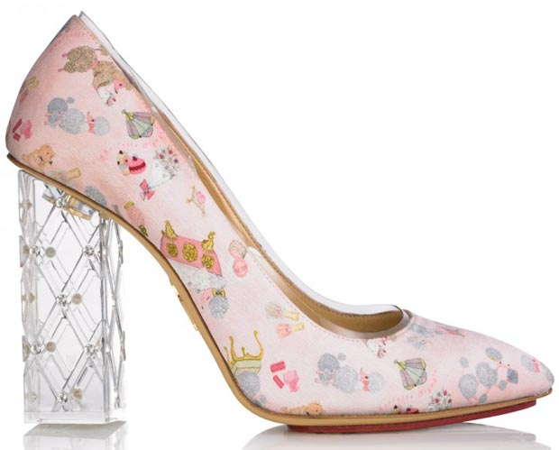 Charlotte Olympia Shoes Spring 2013