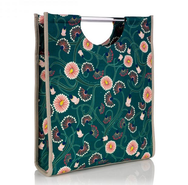 Charlotte Olympia shopper bag Spring 2013